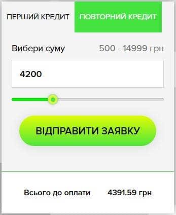 Калькулятор суми