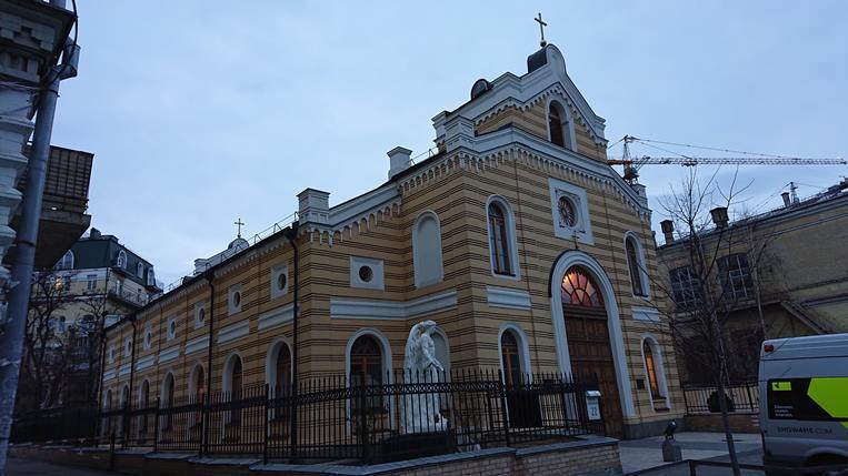 Кирха святой Катерины