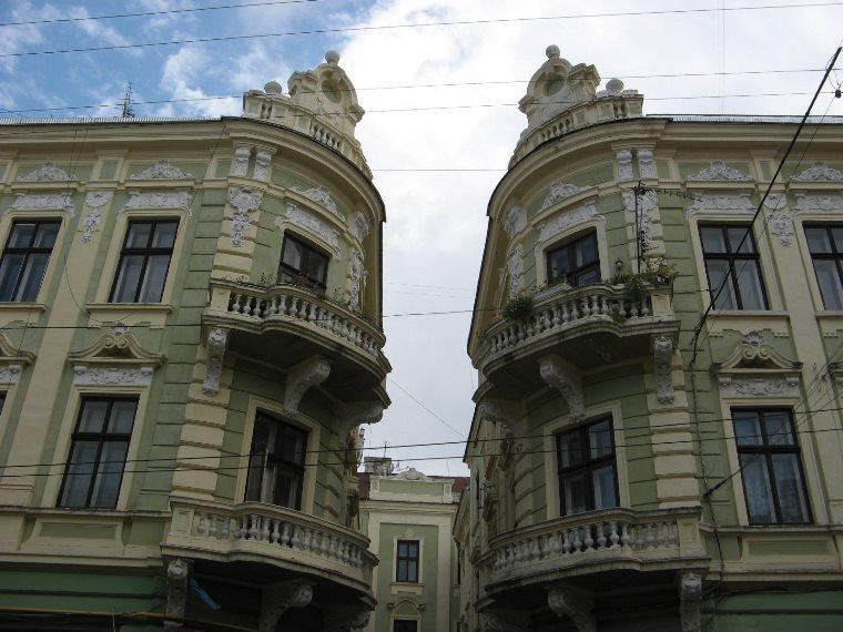 Дома-близнецы