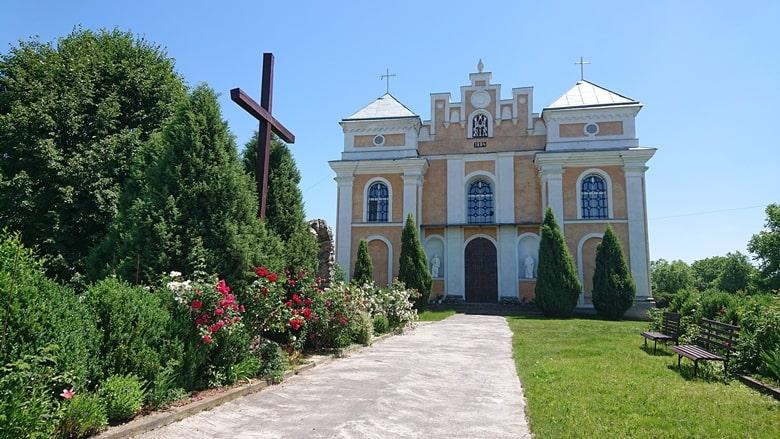 Костел в Брацлаве