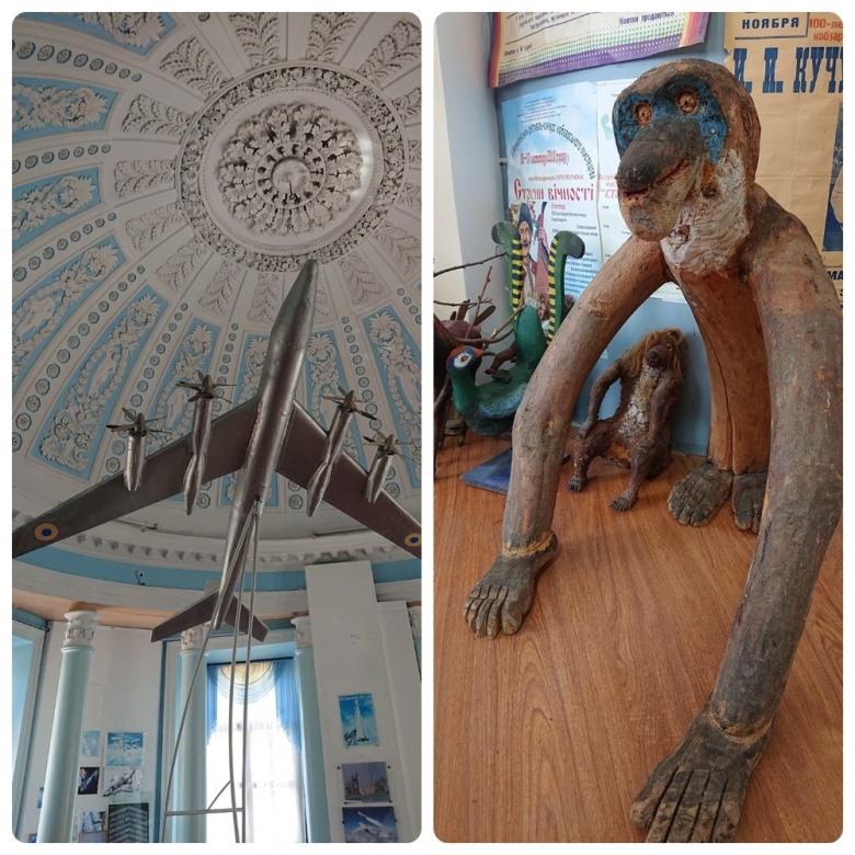 Музеи Вороновицы